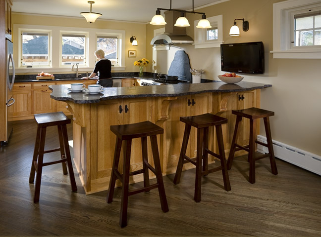 Wonderful Kitchen Counter Space Ideas #1: Peninsula3.jpg