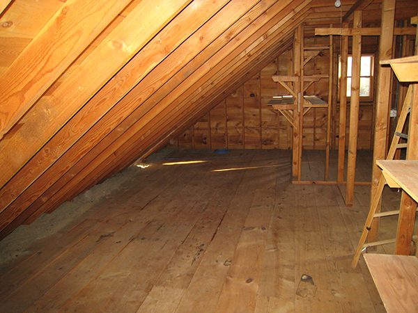 What a difference a dormer makes otogawa anschel design for Utilizing attic space